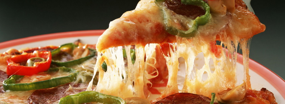 Sortiment bogat de PIZZA pe vatră